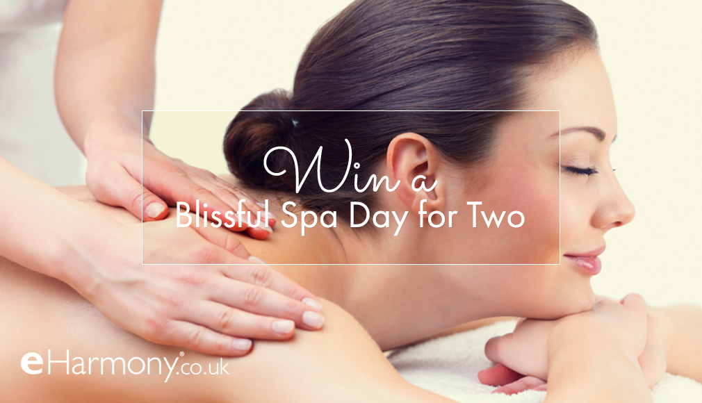 Win a Blissful Spa Day For Two