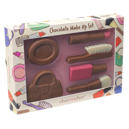 Chocolate Make Up Set