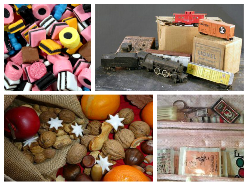 50s Stocking Fillers