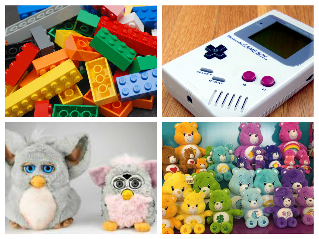 90s Stocking Fillers