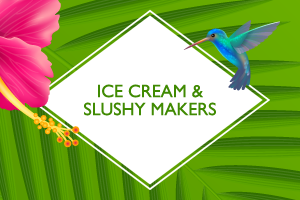 Ice Cream and Slushy Makers