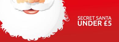 Secret Santa Under £5