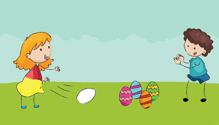 Egg Bowling