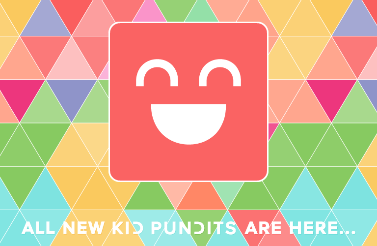 Meet the AWESOME Prezzybox Kid Pundits!