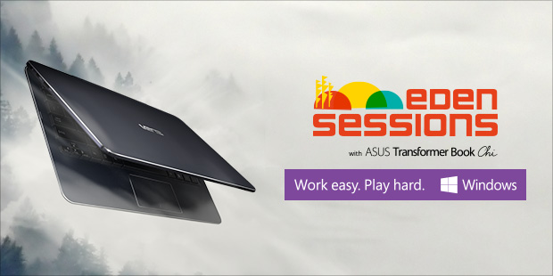 Win tickets to see Spandau Ballet at the Eden Sessions and an ASUS Transformer Book Chi T100!